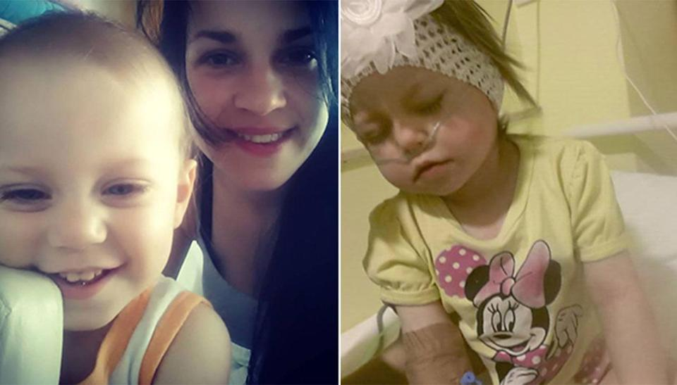 Ms Petrovic said the family are still struggling to come to terms with their little girl's death. Source: Facebook/ Dragana Petrovic