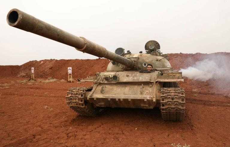 Under a deal reached in September by opposition backer Turkey and regime ally Russia rebels and jihadists in Syria were means to have pulled out heavy weapons from a planned buffer zone by October 10