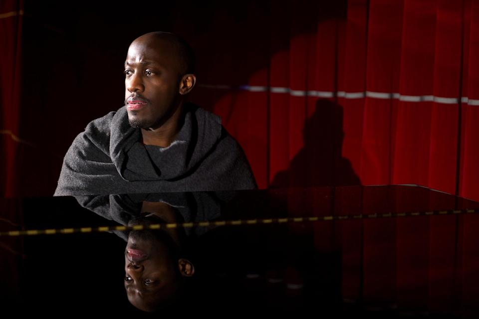 Giles Terera's Black Matter  is a cycle of songs about the last twelve months (Dan Poole)