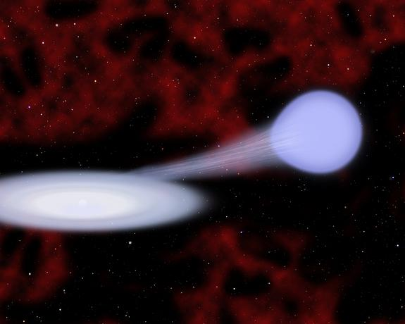 Whoa! Mini-Supernovas Discovered