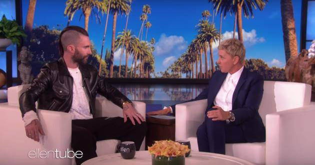 Adam Levine Opens Up About Leaving 'The Voice'""