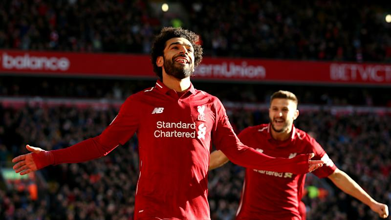 'I hope that Salah remembers!' - Eto'o takes credit for inspiring Liverpool star