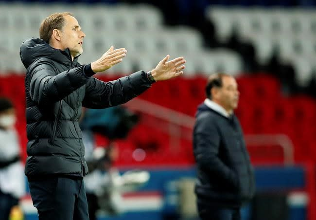 PSG tells Tuchel to respect rules 'if he decides to stay'