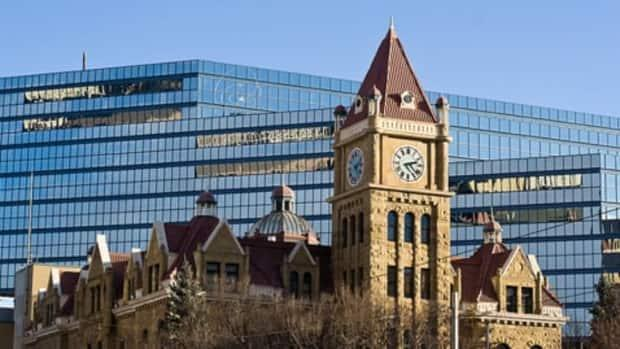 An external report done for the City of Calgary found its salaries are not out of line with the private sector or other municipalities.  (CBC - image credit)