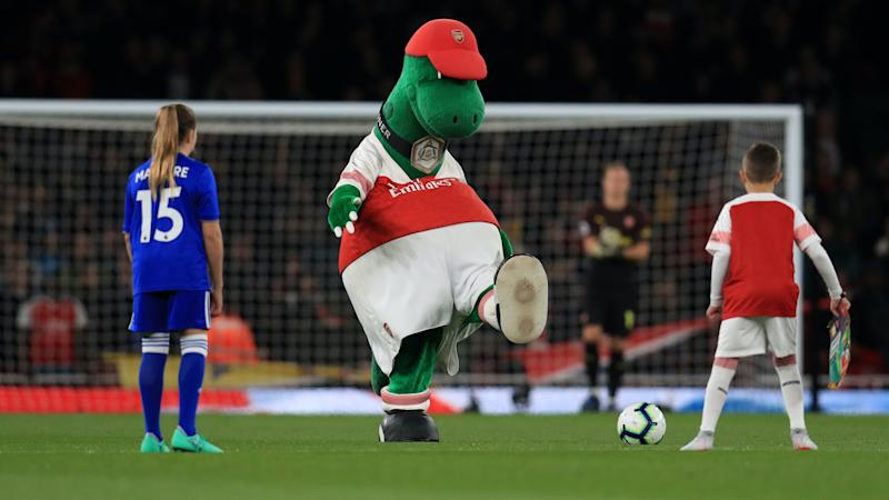 Premier League reflections and respect for mascots – Monday's sporting social