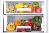 <p>Most vegetables will be fine when left in their original packaging, but they thrive in the fridge and last longer when placed in the crisper drawer. Keep your broccoli, cauliflower, celery, cucumbers, beans, greens, radishes and more in this part of your fridge.</p>