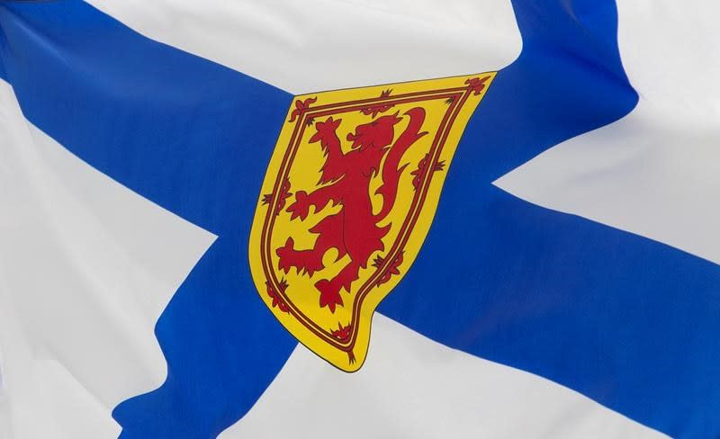 Health officials in Nova Scotia report one new case of COVID-19 today