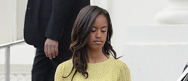 Malia Obama Straight Up Kicked A Girl At Lollapalooza