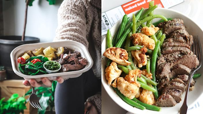 Save on Snap Kitchen's delicious, healthy meals.