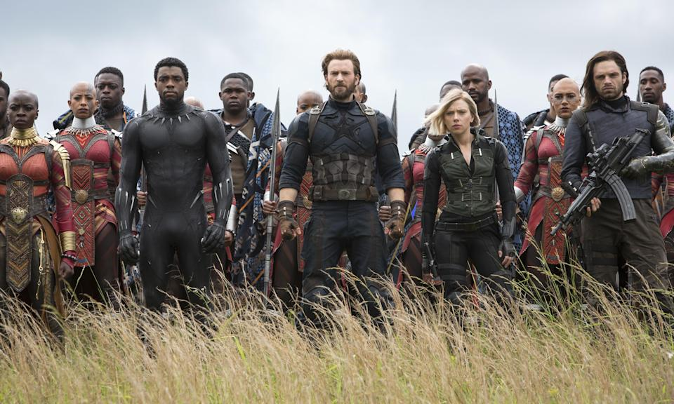 More Avengers movies on the way?