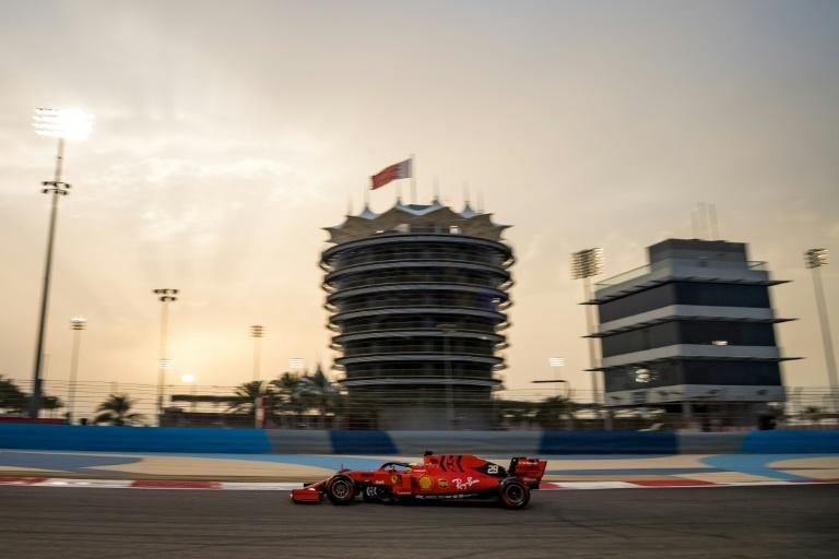 The hosting of an F1 race in Saudi Arabia is likely to increase criticism from human rights groups which already hit out at the sport for organising a Grand Prix in Bahrain (pictured)