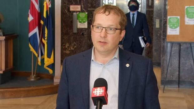 James Parmiter,board chairof Noia, the Newfoundland and Labrador Oil and Gas Industries Association, says he's happy to see the budget is consistent with the oil andgas industry task force's recommendations.