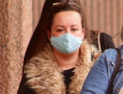 Lucy Thornton, 28, admitted she