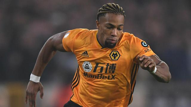Although he came through Barcelona's academy, Wolves' Adama Traore says he would be willing to join Real Madrid.