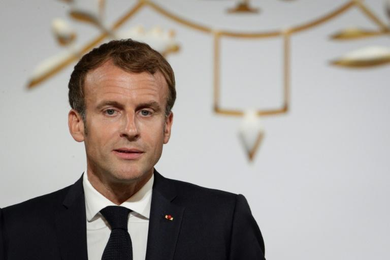 Since the submarine contract was torpedoed, French President Emmanuel Macron has not yet publicly commented on Australia's decision to ditch its French order for American nuclear-powered vessels (AFP/stefano rellandini)