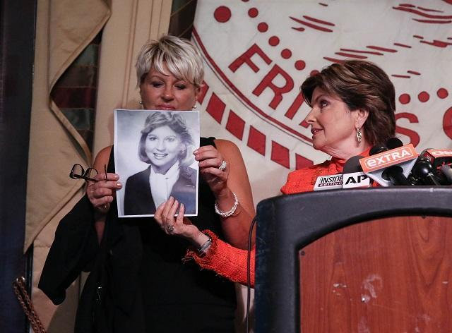 Gloria Allred Holds Press Conference With New Alleged Victims In The Bill Cosby Scandal