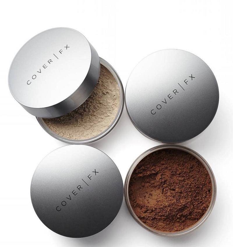 Cover FX came out with a new setting powder that works for all skin types