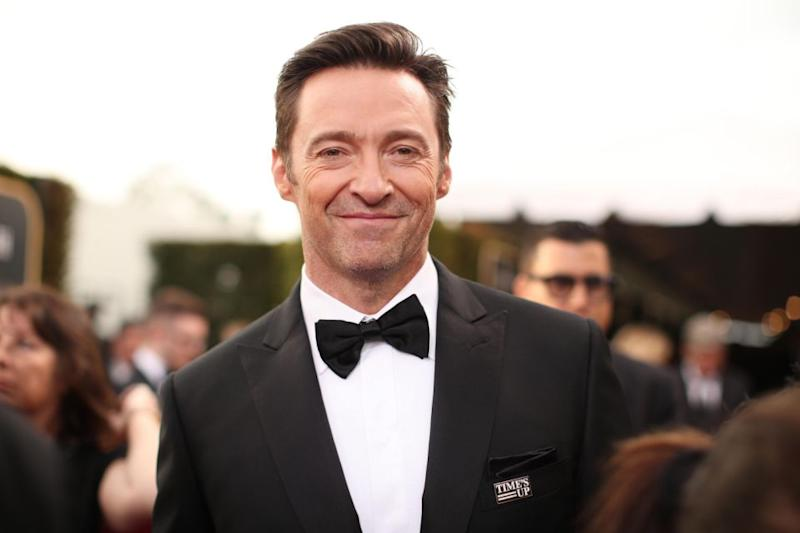 Hugh Jackman is nominated for The Greatest Showman. Photo: Getty