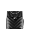 """<p>Calfskin backpack, price upon request, <a href=""""http://www.chanel.com/en_MY/fashion/products/handbags/g/s.backpack-calfskin-black.16S.A91122Y6059394305.sto.new.html"""" rel=""""nofollow noopener"""" target=""""_blank"""" data-ylk=""""slk:Chanel"""" class=""""link rapid-noclick-resp"""">Chanel</a></p>"""