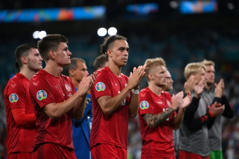 Denmark's fairytale run to the semi-finals of Euro 2020 ended in defeat to England