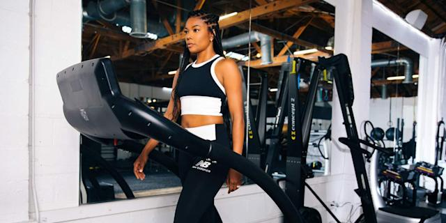 Gabrielle Union's Amazon store is a mix of working out and getting glam. (Photo: Amazon)