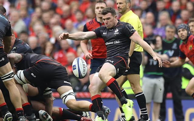 <span>Saracens were good value for their win</span>
