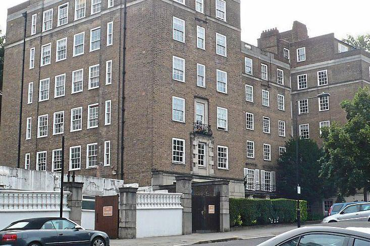 Under threat: Christian Candy want to demolish Duke's Lodge and build 24 apartments