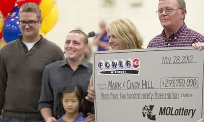 Powerball Lottery Jackpot Winners Revealed