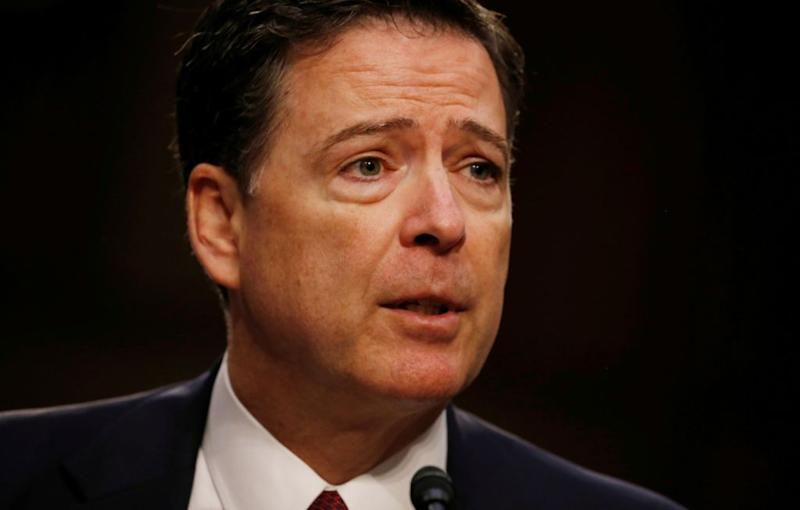 Comey told George Stephanopoulos what he'd say to Hillary Clinton.