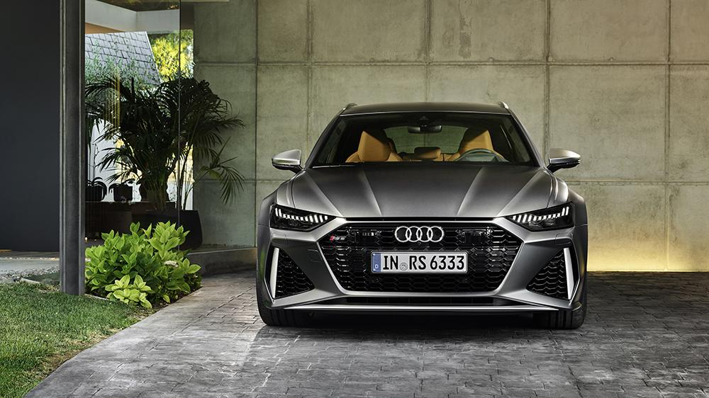 The new Audi RS6 Avant is coming to America