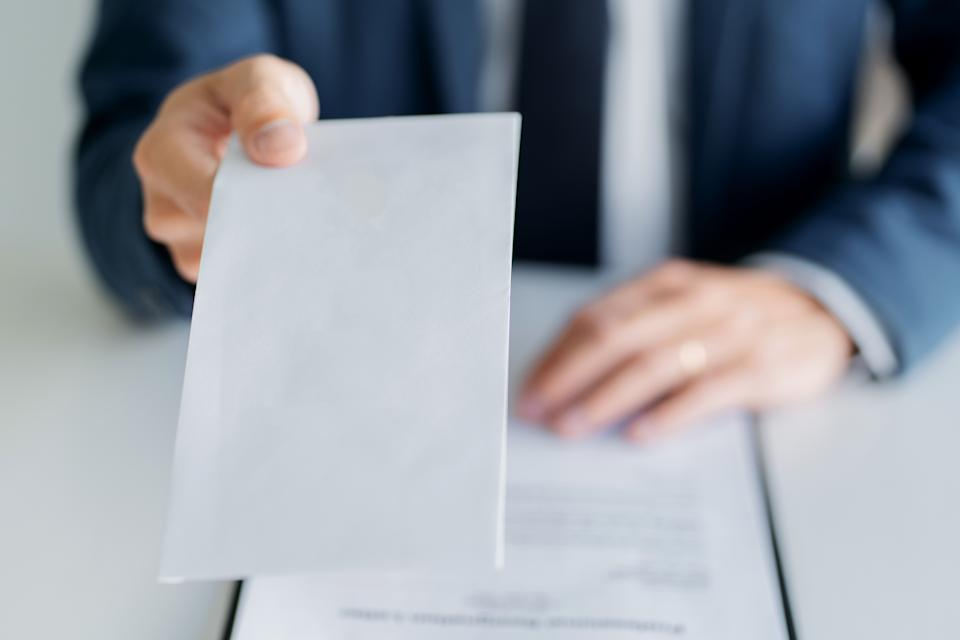 Voluntary redundancy is when an employer asks an employee to agree to terminate their contract, in return for a financial incentive. Photo: Getty