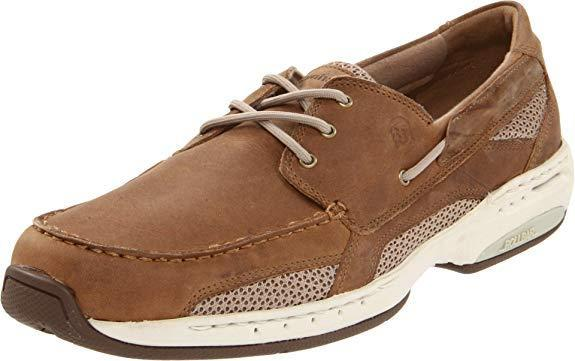 Dunham Men's Captain Boat Shoe (Photo: Amazon)