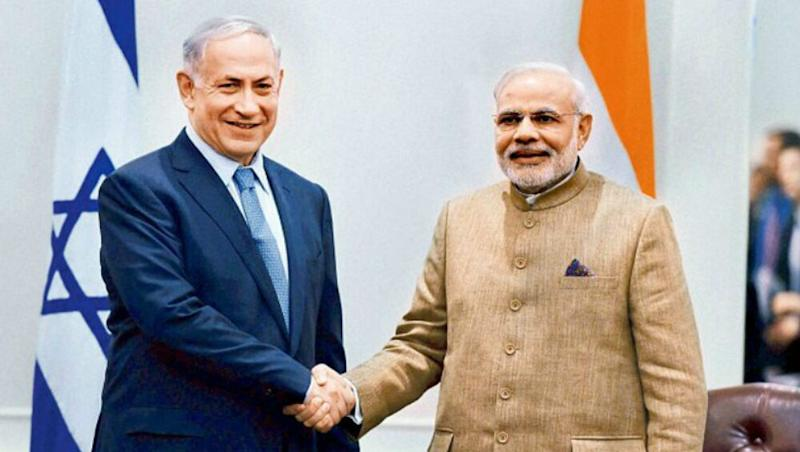 Narendra Modi Replies to 'Yeh Dosti Hum Nahi Todenge' Friendship Day Hindi Wishes from Israel, Calls India-Israel Friendship Eternal; Netizens Hail PM's Tweet in Hebrew
