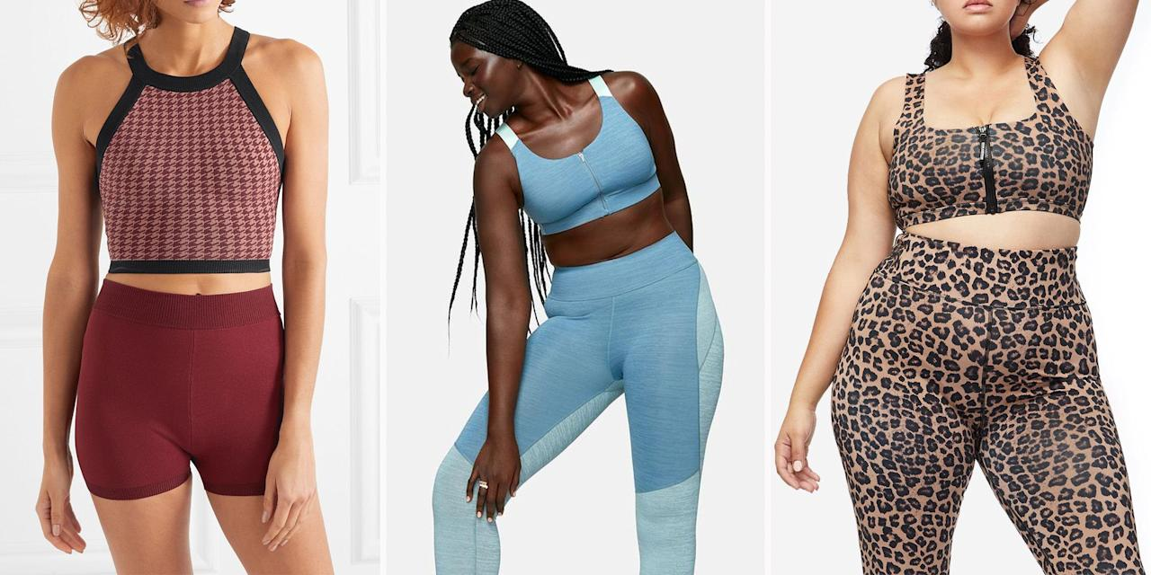 <p>Whether you dread working out or not, there's no doubt that having chic activewear provides a little added motivation to hit the gym. With more and more activewear brands to keep up with, there's an endless supply of sports bras, leggings, and gym essentials to choose from out there. We narrowed down the most stylish, lesser-known activewear brands that you may not have tried yet. Get ready to sweat in style… </p>