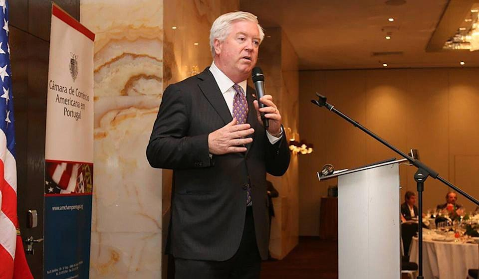 "Former US envoy George Glass called Portugal a ""battlefield"" between the United States and China. Photo: Handout"