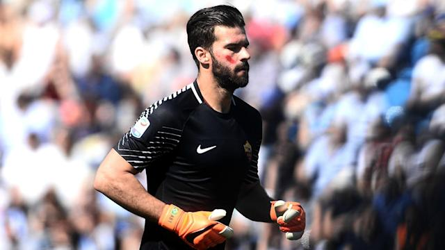 Diego Perotti insists Roma can cope as star goalkeeper Alisson prepares to join Liverpool.