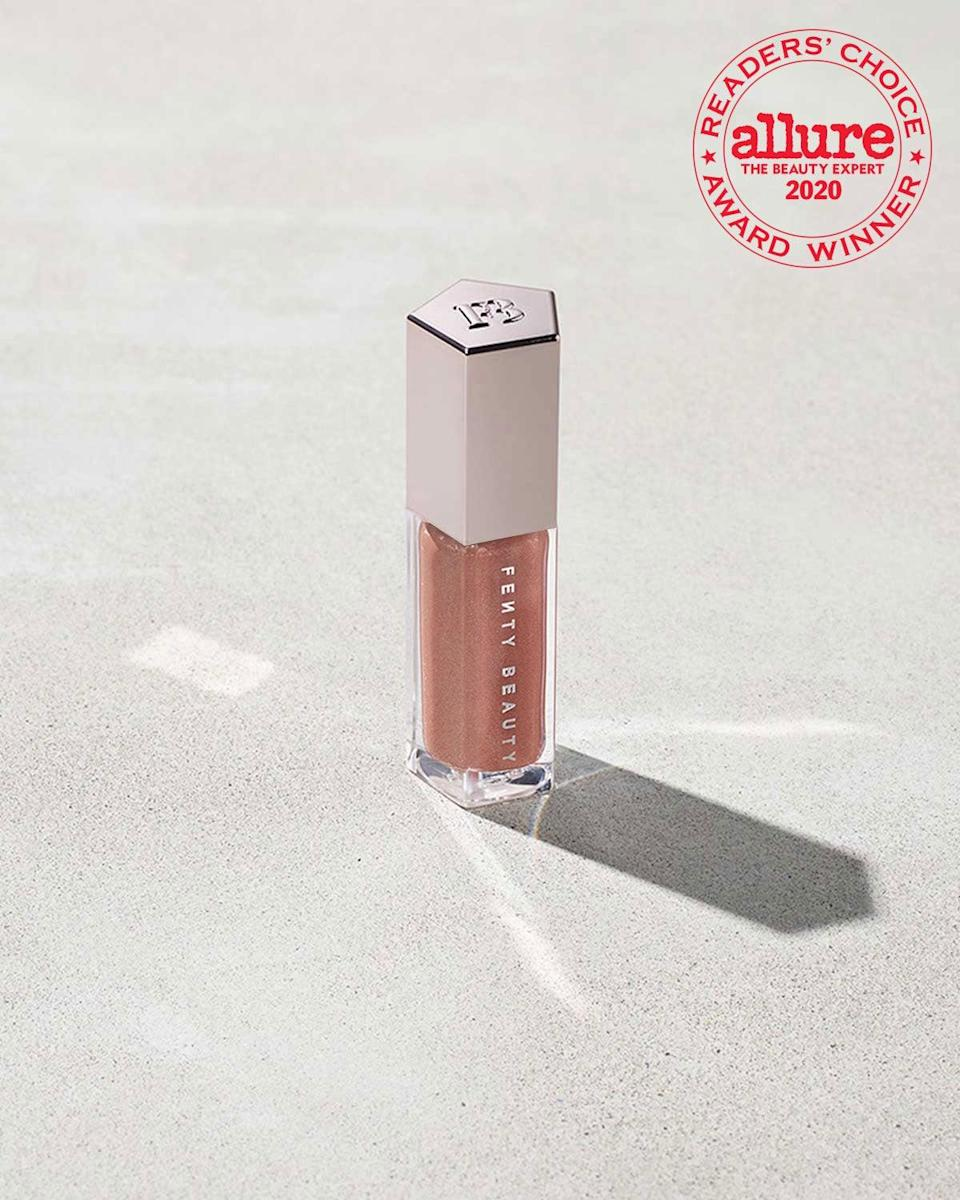 "<br><br><strong>Fenty Beauty</strong> Gloss Bomb Universal Lip Luminizer, $, available at <a href=""https://go.skimresources.com/?id=30283X879131&url=https%3A%2F%2Ffave.co%2F3506hmV"" rel=""nofollow noopener"" target=""_blank"" data-ylk=""slk:Fenty Beauty"" class=""link rapid-noclick-resp"">Fenty Beauty</a>"