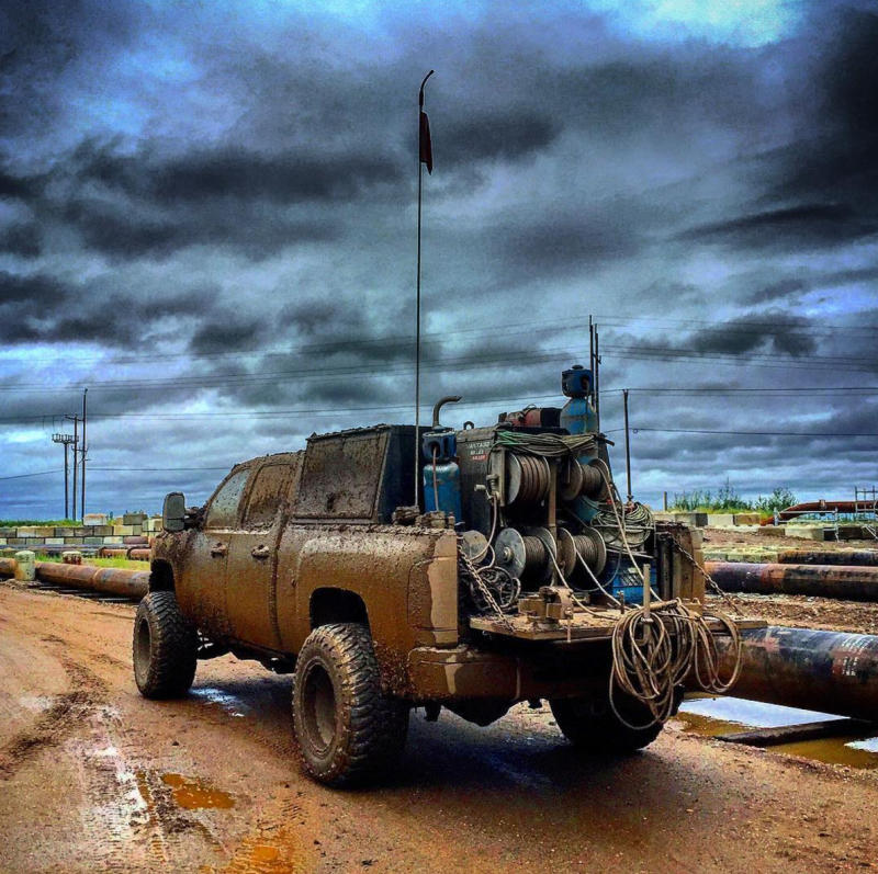 Pipeline Welding Trucks >> Pipeliners Are Customizing Their Welding Rigs