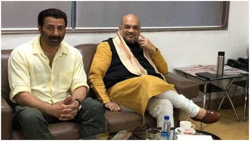 After Hema Malini, Sunny Deol to Join BJP; This Picture with Amit Shah Gives Away the Hint