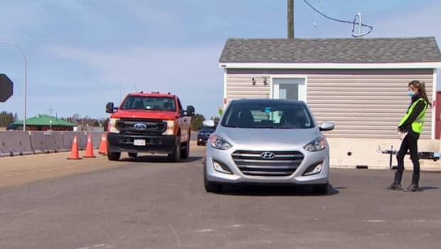 Starting Thursday at 8 a.m. people will not be allowed to enter the province unless their trip is deemed essential or they are permanent residents of the province.