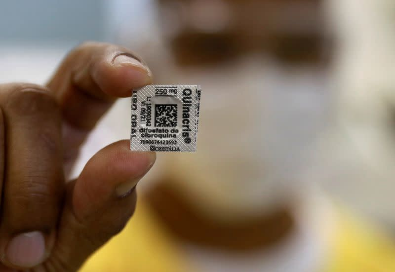 Indonesia to keep prescribing two malaria drugs for COVID-19 despite bans in Europe