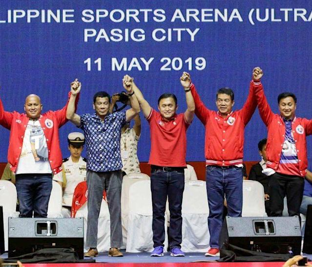 Duterte allies win big in 2019 Philippine Senate race