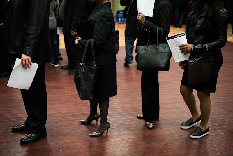 Jobless Claims Jump to 252,000, Highest in 2 Years