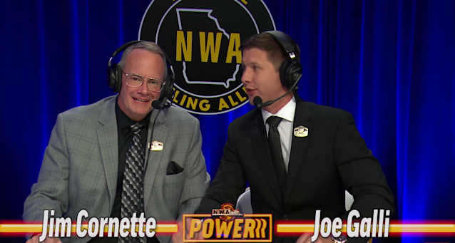 Jim Cornette resigns from NWA following racist comment on broadcast