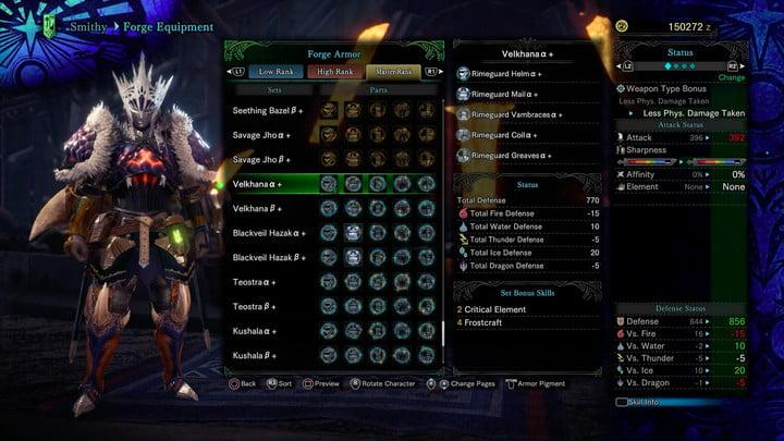 Monster Hunter World Iceborne Weapons And Armor Guide