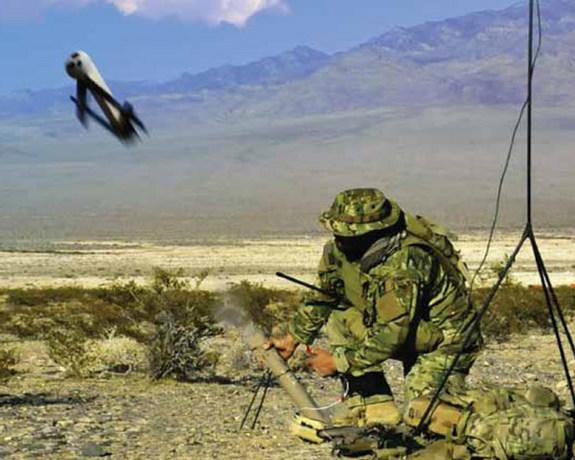 Army Wants NonLethal 'Magic Bullet' Drone for Soldiers