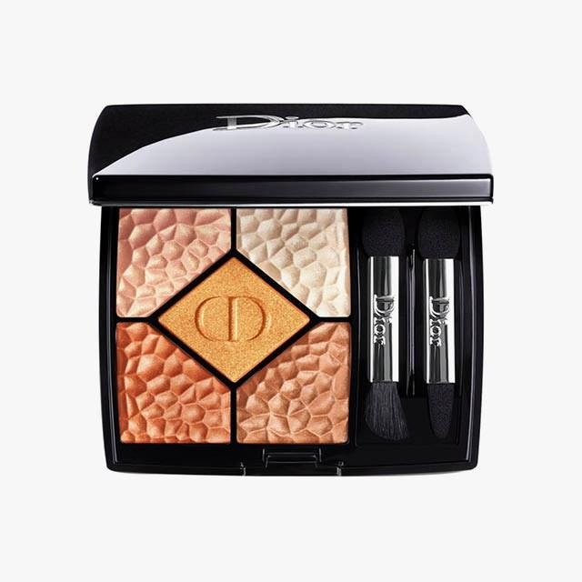 Dior 5 Couleurs Wild Earth Limited Edition Palette in 696 Sienna, dior.com