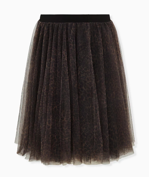Leopard Tulle Skirt (Photo via Torrid)