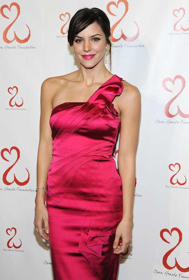 """March 25: Katharine McPhee turns 27 Angela Weiss/<a href=""""http://www.wireimage.com"""" target=""""new"""">WireImage.com</a> - February 19, 2011"""