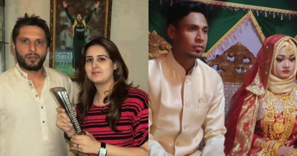 3 Cricketers Who Got Married To Their Cousin